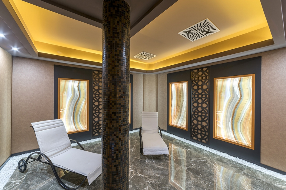 GOLD SPA - 2